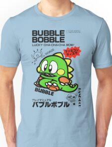 Bubble Bobble (Japanese Art) Unisex T-Shirt