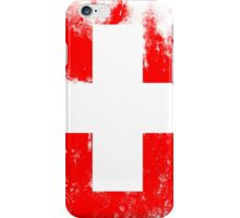 Flag of Switzerland iPhone Case/Skin