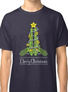 Nes'y Christmas - ugly christmas jumper Classic T-Shirt