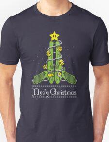 Nes'y Christmas - ugly christmas jumper Unisex T-Shirt