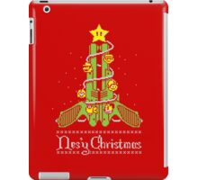 Nes'y Christmas - ugly christmas jumper iPad Case/Skin