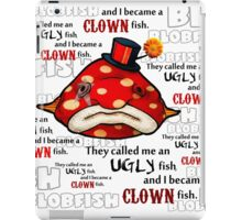 They called me an ugly fish... iPad Case/Skin