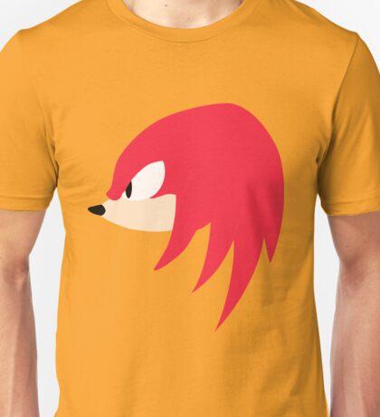 Knuckles the Echidna sega Unisex T-Shirt
