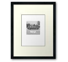 alive maxima Framed Print