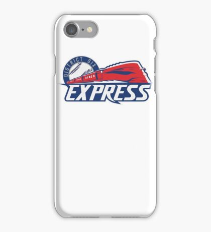 District 6 Express iPhone Case/Skin