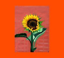 Homegrown Sunshine-My Sunflower Womens Fitted T-Shirt