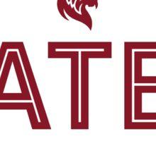 Bates College Sticker