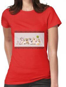 4 Good Luck! Womens Fitted T-Shirt