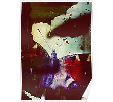 Fear of Butterflies Poster