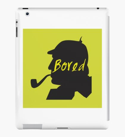 Bored iPad Case/Skin