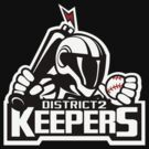 District 2 Keepers by Crocktees