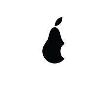Pear Inc. (black) by daveit