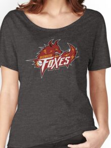 District 5 Power Foxes Women's Relaxed Fit T-Shirt