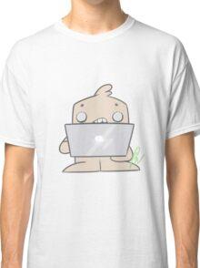 Technology - Beige Edward Classic T-Shirt