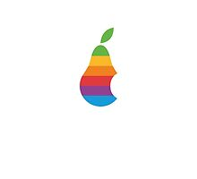 Pear Inc. (rainbow) by daveit