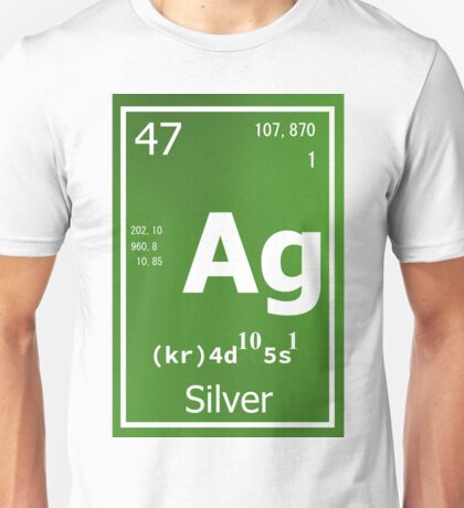 Au over green Unisex T-Shirt
