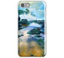 Secret Beach Waves 2015 iPhone Case/Skin