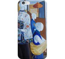 """Mannequins in Chinatown"" iPhone Case/Skin"