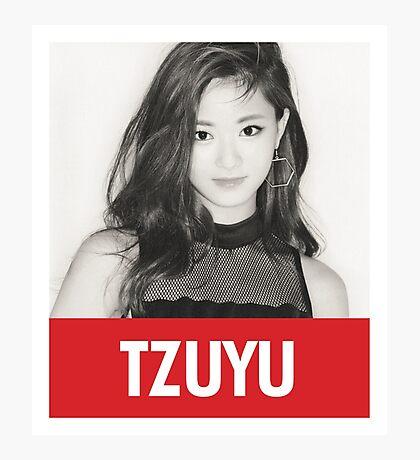 TWICE - Tzuyu Photographic Print