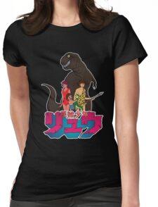 Genshi shonen Ryu Womens Fitted T-Shirt