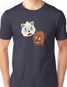 Streamin' Scardey Cats Unisex T-Shirt