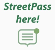 StreetPass here! Kids Clothes