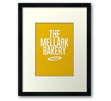 The Mellark Bakery Framed Print