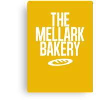 The Mellark Bakery Canvas Print
