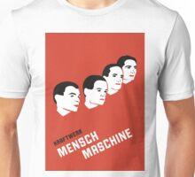 KRAFTWERK / Mensch Maschine Unisex T-Shirt
