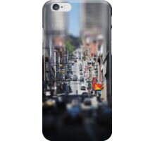 SF Street Car iPhone Case/Skin
