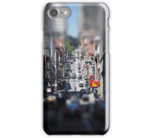 SF Street Car iPhone Case/Skin