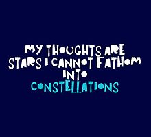 Constellations by Ian A.