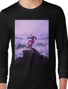 We are number one but it´s Wanderer above the Sea of Fog Long Sleeve T-Shirt
