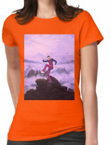 We are number one but it´s Wanderer above the Sea of Fog Womens Fitted T-Shirt