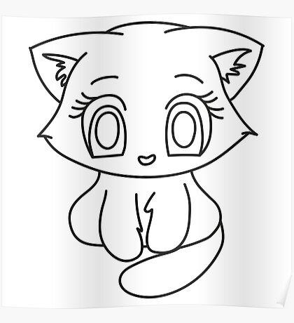 Kitten#1 Poster