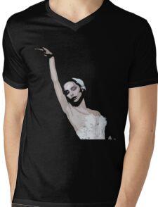 NINA Mens V-Neck T-Shirt