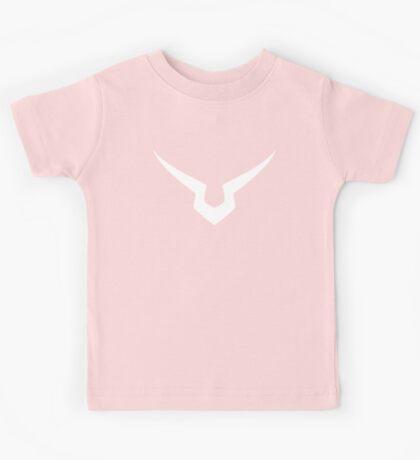 Geass Symbol (white) Kids Tee