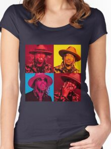 Future Hendrix Women's Fitted Scoop T-Shirt