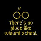 Home is Where the Wand is by fishbiscuit
