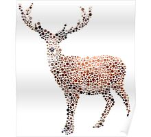 Testosterone-Stuffed Statuesque Stag Poster