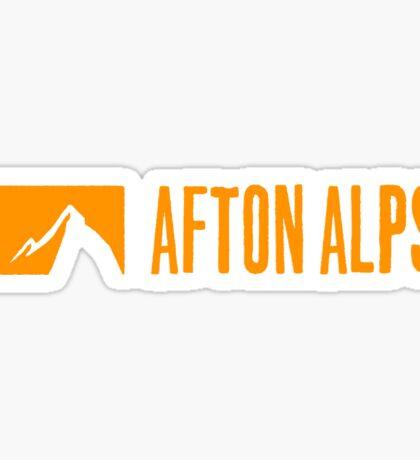 AFTON ALPS Sticker