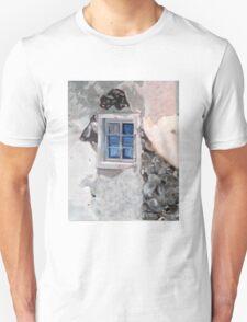 Blue Shutters Unisex T-Shirt