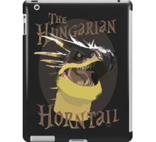 The Hungarian Horntail- Harry Potter iPad Case/Skin
