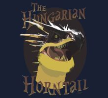 The Hungarian Horntail- Harry Potter Kids Tee