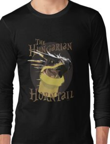 The Hungarian Horntail- Harry Potter Long Sleeve T-Shirt