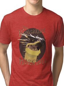 The Hungarian Horntail- Harry Potter Tri-blend T-Shirt