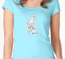 DADC #23 - Tallis Women's Fitted Scoop T-Shirt