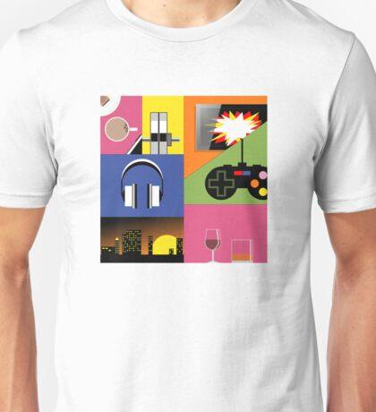 Perfect Saturday Unisex T-Shirt