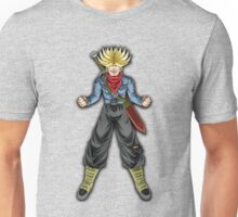 Super Saiyan Rage (SSJR) Trunks Unisex T-Shirt