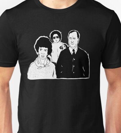 Gladys, Lenny and Abner Unisex T-Shirt